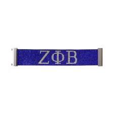 Zeta Phi Beta Rhinestone Magnet Bracelet