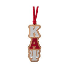 Kappa Alpha Psi Mirror Letter Tiki