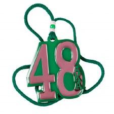 Alpha Kappa Alpha Line Number Tiki