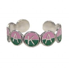 Alpha Kappa Alpha Color Ring