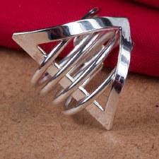 Delta Sigma Theta Pyramid Ring