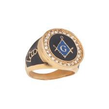 Mason Studded Ring