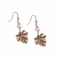 Alpha Kappa Alpha Mascot Charm Earrings