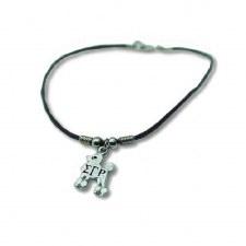 Sigma Gamma Rho Mascot Charm Necklace