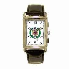 Omega Psi Phi Rectangle Watch