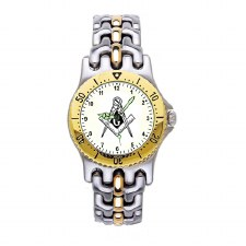 MasonTwo Tone SS Watch