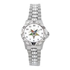 SS Color Face Watch