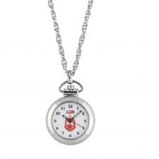Devastating Diva Pendant Necklace Watch