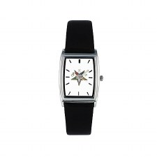 Order of the Eastern Star Rectangle Watch