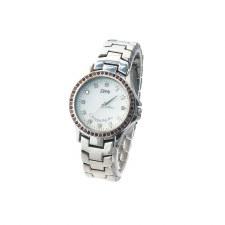 Crystal Bezel Watch