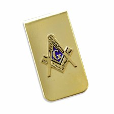 Mason Crest Money Clip