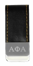 Alpha Phi Alpha Executive Money Clip