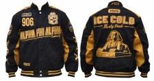 Alpha Phi Alpha Twill Racer Jacket
