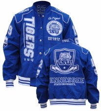 Tennessee State University Ladies Racer Jacket