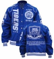 Tennessee State University Ladies Racer Jacket