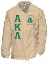 Alpha Kappa Alpha Crossing Jacket