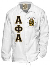 Alpha Phi Alpha Crossing Jacket