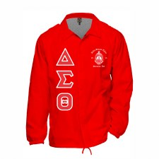 Delta Sigma Theta Crossing Jacket