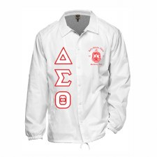 Delta Sigma Theta Crossing Jacket
