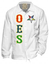 Order of the Eastern Star Crossing Jacket