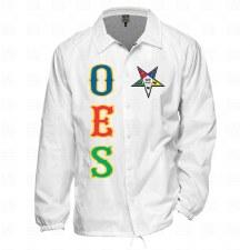 Order of the Eastern Star Crossing Jacket