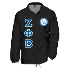 Zeta Phi Beta Crossing Jacket