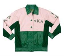 Alpha Kappa Alpha Bomber Jacket