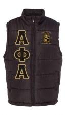 Alpha Phi Alpha Bubble Vest