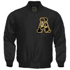 Alpha Phi Alpha Crest Letter Satin Jacket