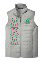 Sorority Insulated  Vest