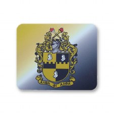 Alpha Phi Alpha Crest Mouse Pad