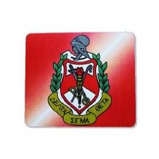 Delta Sigma Theta Crest Mousepad