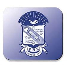 Alpha Kappa Alpha Crest Mouse Pad