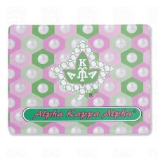 Alpha Kappa Alpha Peral Mouse Pad