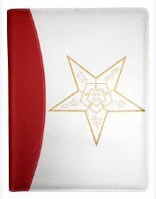 Order of the Eastern StarTwo Tone Pad Holder