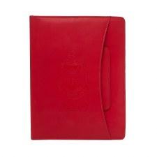 Delta Sigma Theta Crest & Letters Pad Portfolio
