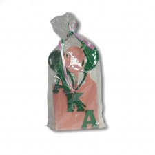 Alpha Kappa Alpha Tote Note Gift Bag