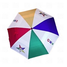 Eastern Star Compact Folding Umbrella