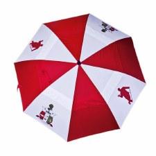 Kappa Alpha Psi Large Vented Umbrella