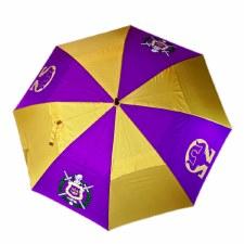 Omega Psi Phi Large Vented Umbrella