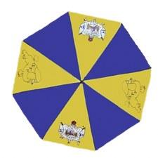 Sigma Gamma Rho Inverted Umbrella