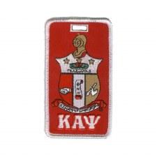 Kappa Alpha Psi Crest Luggage Tag