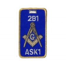 Mason Crest Luggage Tag