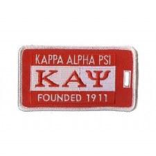 Kappa Alpha Psi Founded Luggage Tag