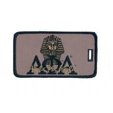 Alpha Phi Alpha Signature Luggage Tag