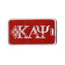 Kappa Alpha Psi Signature Luggage Tag