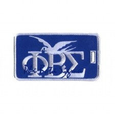 Phi Beta Sigma Signature Luggage Tag