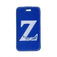Zeta Phi Beta Dove Mascot Luggage Tag