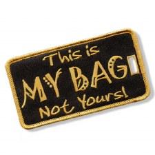 Alpha Phi Alpha My Bag Luggage Tag