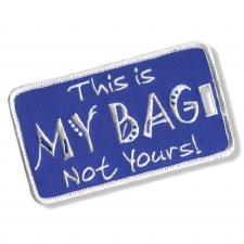 Zeta Phi Beta My Bag Luggage Tag